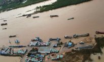 China Floods: 97 Deaths and 1.4 Million Evacuated