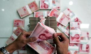 Chinese Yuan Global Now No. 4 but Far From No. 1
