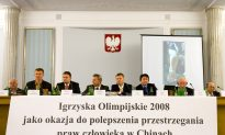 Olympic Protests Launched at Polish Parliamentary Conference