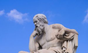Establisher of Culture: Socrates