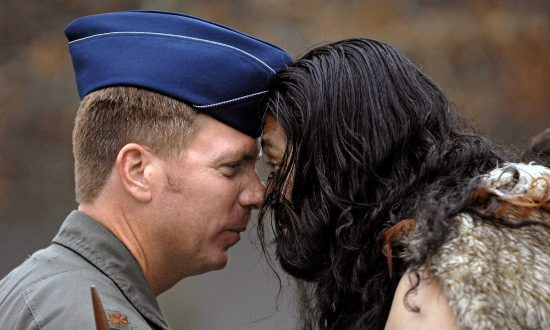 The Hongi: A Traditional Greeting Recaptured