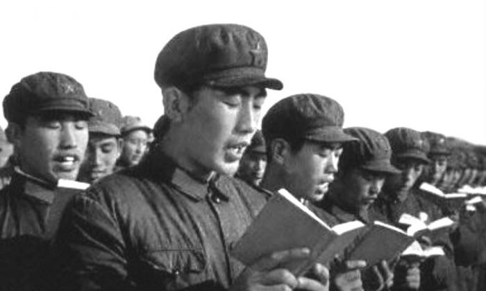 "The Cultural Revolution was a time period in which ""the Sun is the most red"" while ""the world is the darkest."" Everybody had to study Mao's works. (Getty Images)"