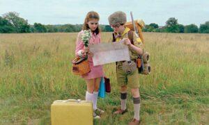 Popcorn and Inspiration: 'Moonrise Kingdom': Sweet Nostalgia for American Innocence