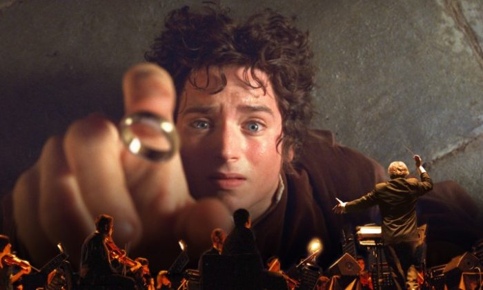 """The NAC's """"The Lord of the Rings: The Fellowship of the Ring in Concert"""" added a new dimension to the popular film that was released to great acclaim in 2001. (Courtesy of National Arts Centre)"""