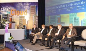 Samsung CIO Forum: SSD Leads to Clean Cloud