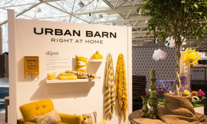 """The DUBBELDAM Architecture + Design pop-up office display at The Interior Design Show(IDS) at the Metro Toronto Convention Centre on Jan. 24, 2013. (Evan Ning/The Epoch Times)""""][/caption] [caption id=""""attachment_340213"""" align=""""aligncenter"""" width=""""590"""" caption=""""Para Paints, one of the fastest growing paint brands in North America, shows its colours at The Interior Design Show(IDS) 2013 at the Metro Toronto Convention Centre on Jan. 24, 2013. (Evan Ning/The Epoch Times)""""][/caption] [caption id=""""attachment_340215"""" align=""""aligncenter"""" width=""""590"""" caption=""""Award-winning Blanco shows its wares at The Interior Design Show(IDS) 2013 on Jan. 24, 2013. The German company has manufacturing operations in Ontario. (Evan Ning/The Epoch Times)""""][/caption] [caption id=""""attachment_340217"""" align=""""aligncenter"""" width=""""590"""" caption=""""The Interior Design Show(IDS) 2013 has endless ideas for designers and those looking to upgrade their living space. This display by John Paul & Co. showcases a few items from their design lines, Jan. 24, 2013. (Evan Ning/The Epoch Times)""""][/caption] [caption id=""""attachment_340219"""" align=""""aligncenter"""" width=""""590"""" caption=""""The Interior Design Show(IDS) has every imaginable mix of flooring, tiles and wall coverings, including tiles by Vancouver-based Creekside Tile Company. (Evan Ning/The Epoch Times)""""][/caption] [caption id=""""attachment_340223"""" align=""""aligncenter"""" width=""""590"""" caption=""""High-end appliance maker Miele showcases anenormousfridge at The Interior Design Show(IDS) on Jan. 24, 2013. (Evan Ning/The Epoch Times)""""][/caption] [caption id=""""attachment_340225"""" align=""""aligncenter"""" width=""""590"""" caption=""""Kentwood showcases their stylish and durable wood floors at The Interior Design Show on Jan. 24, 2013. (Evan Ning/The Epoch Times)""""][/caption] [caption id=""""attachment_340229"""" align=""""aligncenter"""" width=""""590"""" caption=""""Playscapes features ideas for modern play spaces at The Interior Design Show, Jan. 24, 2013. (Evan Ning/The Epoch Times)""""][/caption] [caption id=""""att"""