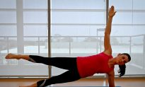 Move of the Week: Side Plank With Leg Lift