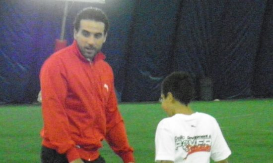 De Rosario's Youth Soccer Tour Hits Ottawa