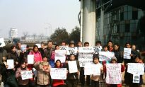 Petitioners Descend on Beijing to Demonstrate During Political Meetings