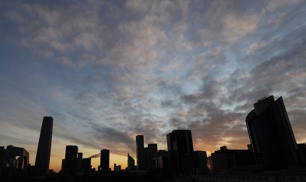 The Chinese regime's new policies to curb the property market have led to a surge in the divorce rate. (AFP/Getty Images)