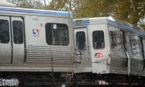 SEPTA Train Hits Disabled Taxi Cab on Tracks in Pennsylvania