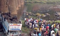 Bus Falls Off Bridge: 37 Dead in India