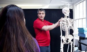 Lessons in Posture From the Muscle Mechanic