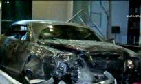 Laker's Bentley Crash: Jordan Hill's Friend Borrowed, and Crashed, His Car