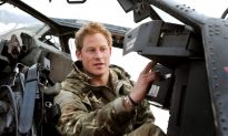 Prince Harry U.S. Visit: Support Troops and Sandy Victims