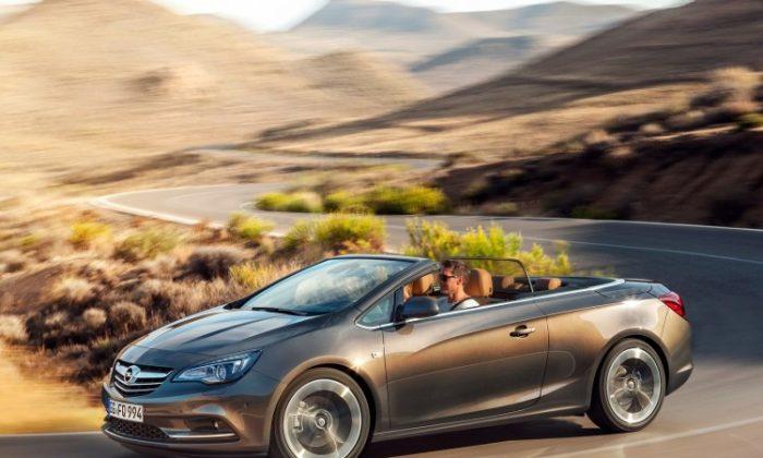 2013 Opel Cascade (Courtesy of NetCarShow.com)