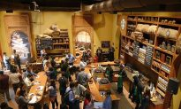 Starbucks Dreams Big in India