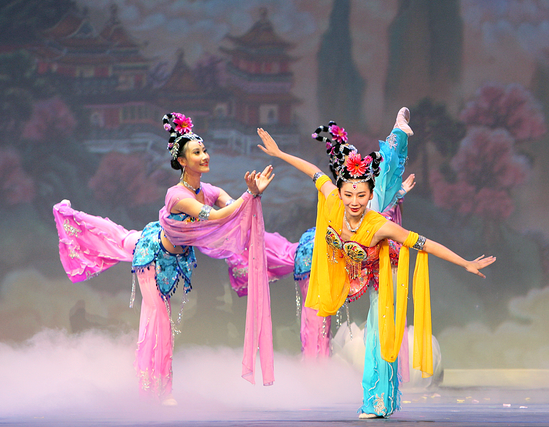 Фото русских танц коллективов китай