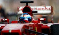 Alonso Wins Formula One Chinese Grand Prix