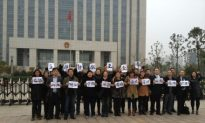 Chinese Citizens Find Court Guilty