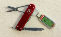 5th Grader's Swiss Army Knife Leads to Suspension