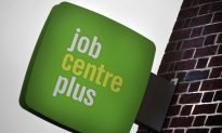 UK Unemployment Rate Rises to 7.9 Percent