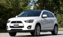 Mitsubishi Recalls 460K Cars; 5 Hurt When Air Bags Hit Visor