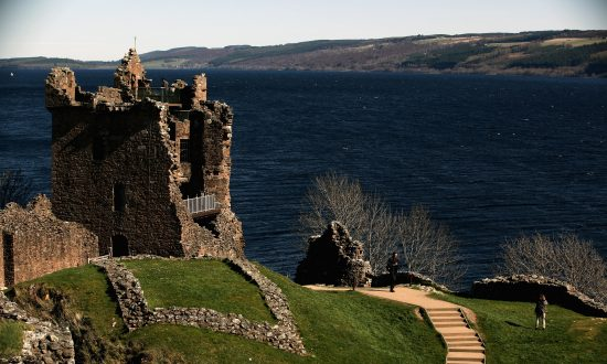 Scientist Finds 'Surprising' Results After Testing DNA From Loch Ness Waters