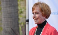 Carol Burnett: Intersection Named After Longtime Actress