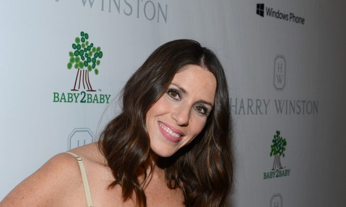 Actress Soleil Moon Frye at an event in California in November 2012. (Michael Buckner/Getty Images for Baby2Baby)