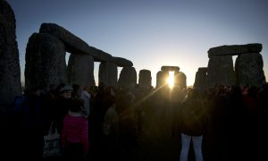 New Stonehenge Theory: Ancient Hunting Site?