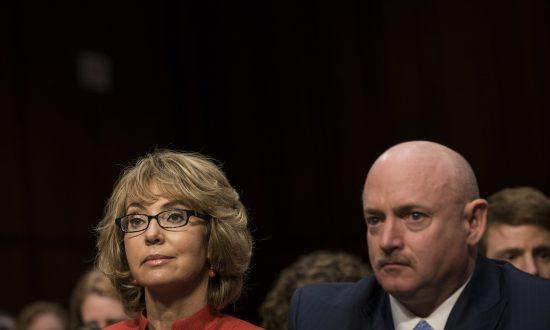 Gabby Giffords 'Furious' Over Failed Gun Control