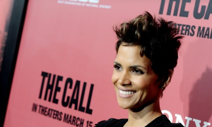 Halle Berry arrives at the premiere of Tri Star Pictures' 'The Call' at the Arclight Theatre on March 5, 2013 in Los Angeles, California. (Kevin Winter/Getty Images)