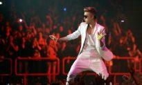 Bieber Banned in Vienna Clubs After Bodyguards Smash Fans' Cameras