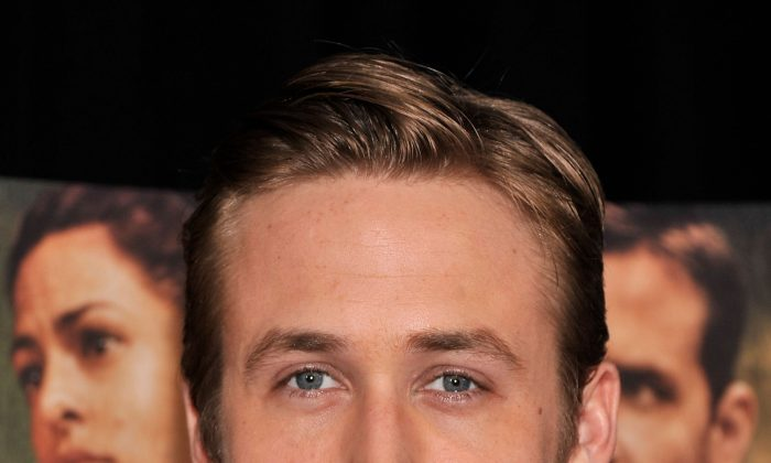 Ryan Gosling attends 'The Place Beyond The Pines' New York Premiere at Landmark Sunshine Cinema on March 28, 2013 in New York City. (Stephen Lovekin/Getty Images)