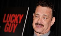 Tom Hanks Tears Up Following Broadway Debut