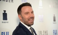 Ben Affleck: $1.50 'Live Below the Line' Challenge