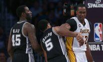 Magic Johnson Dwight Howard: Playoff Loss Spurs Emotional Tweets