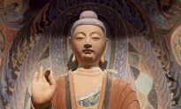 A Piece of Dunhuang Comes to New York