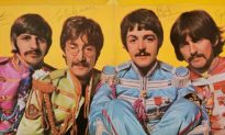 $290,500 Album: Highest Price for a Beatles Album Yet
