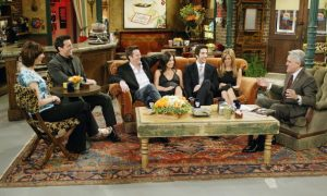 Friends Reunion 2014 Hoax: '10-year break' Thanksgiving Poster Viral Once Again; Not Real