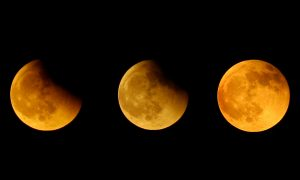 Lunar Eclipse Thursday, Will be Live-Streamed