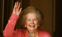 Margaret Thatcher's Ashes Laid to Rest at Royal Hospital Chelsea