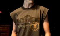 8th Grader Gun T-Shirt Arrest: Boy Wears NRA T-Shirt