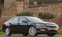 2014 Acura RLX Advance: Luxury With a Mind of Its Own