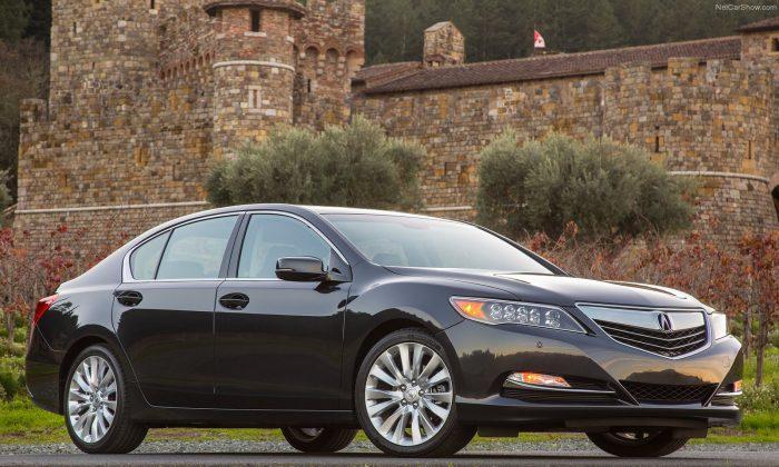 2014 Acura RLX (Courtesy of NetCarShow.com)