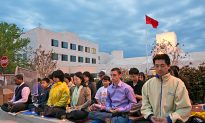 Falun Gong Practitioners Remind Chinese Embassy in USA of Anniversary