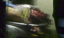 Boston Bomber Arrest Photo: New Ambulance Image of Suspect