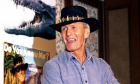 Crocodile Dundee Missing $34M in Swiss Bank