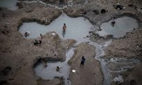 Saving the Dead Sea Could Mean Changing it Irrevocably